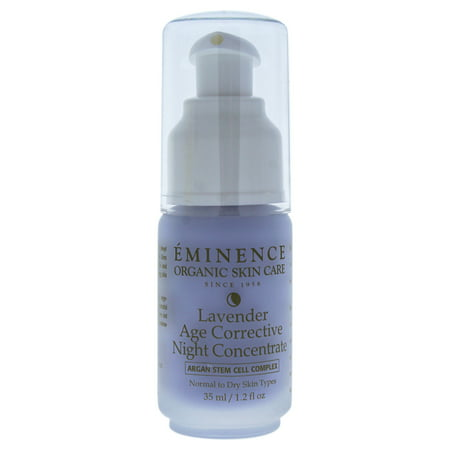 Eminence Lavender Age Corrective Night Concentrate Serum, 1.2 oz