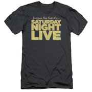 Saturday Night Live SNL Live From Ny Mens Slim Fit Shirt