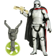"""Star Wars The Force Awakens 3.75"""" Figure Forest Mission Captain Phasma"""