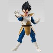 Bandai Dragon Ball Z Shodo 4 Vegeta Action Figure by