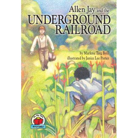 Allen Jay and the Underground Railroad (Paddy On The Railway Picking Up Stones)
