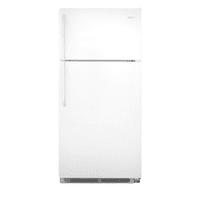 Frigidaire 18 Cu. Ft. Top Freezer Refrigerator, White