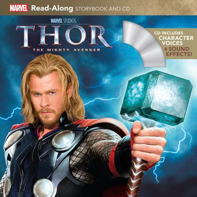Thor Read-Along Storybook and CD](Thor Facts)