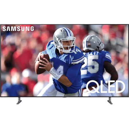 "SAMSUNG 55"" Class 4K Ultra HD (2160P) HDR Smart QLED TV QN55Q80R (2019 Model)"
