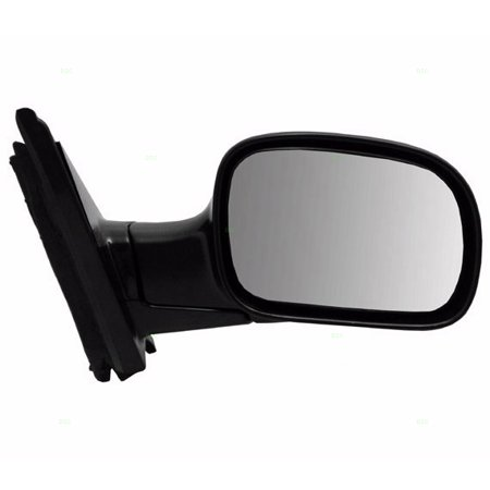 Passengers Manual Side View Mirror Replacement for Dodge Caravan Chrysler Town & Country Voyager 4894410AE Chrysler Side View Mirror