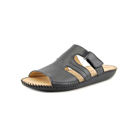 a03592e9f6f6 Naturalizer Serene Women Black Slides Sandal - image 2 of 2 ...