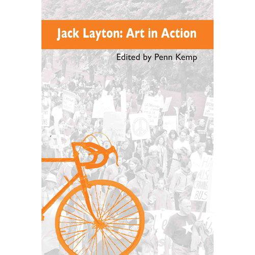 Jack Layton: Art in Action