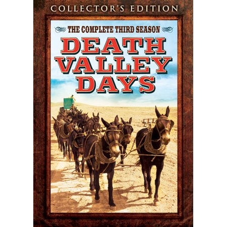 Death Valley Days: The Complete Third Seson (DVD)