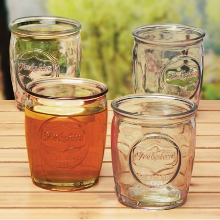 Home Depot Molding - Linen Depot Direct Yorkshire 14 Oz. Whiskey Glass (Set of 4)