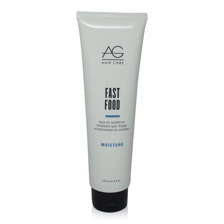 Ag Fast Food Leave (AG Hair Care Fast Food Conditioner 6 fl oz )