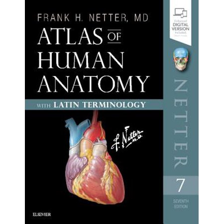 Atlas of Human Anatomy: Latin Terminology : English and Latin Edition