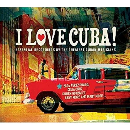 I Love Cuba / Various (CD)