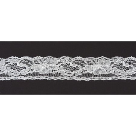 Artwork Polyester Lace (Ribbon Bazaar Lace 2613 Flat  1.7