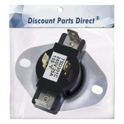 3387134 Dryer Cycling Thermostat Replacement Parts for Whirlpool Kenmore Maytag Dryer Replaces 306910, 3387134, 3387135, 3387139, WP3387134VP