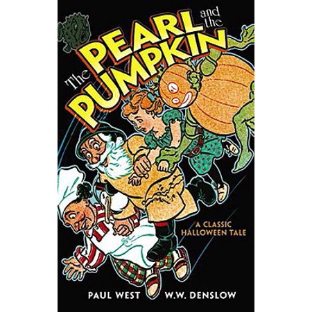 The Pearl and the Pumpkin : A Classic Halloween Tale (Halloween Pumpkin Drawing For Kids)