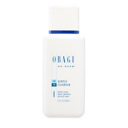 Obagi Nu-Derm Gentle Cleanser, 6.7 Fl. Oz.