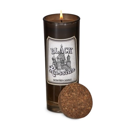 Candle - Black Russian Highball Glass
