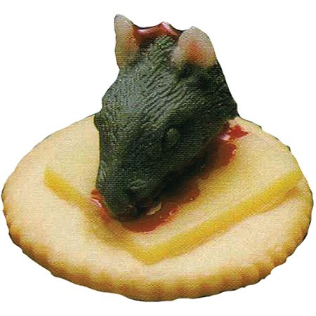 Rat Finger Food Halloween Decoration
