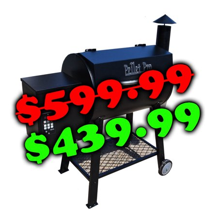 Pellet Pro 300 BBQ Wood Pellet Grill w/ PID Controller BLOW OUT SALE!