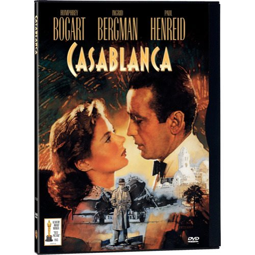 Casablanca [dvd/d Layer St/b&w/1943/doc-you Must Rememer This]-nla (Warner Home Video)