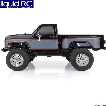 Associated 40001 Cr12 Ford F-150 Pick-Up RTR Black (Associated Pull)