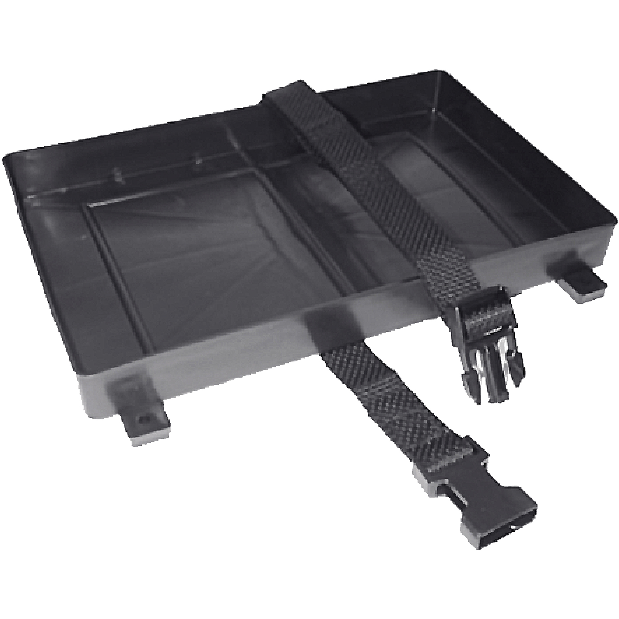 Seachoice Battery Tray with Hold Down Strap
