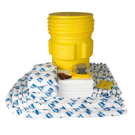 Overpack Spill (Brady SPC 95 Gallon Overpack Oil Only Spill Drum )