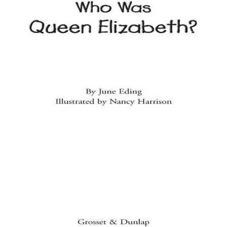 Who Was Queen Elizabeth? - eBook](Who Was Queen Isabella)