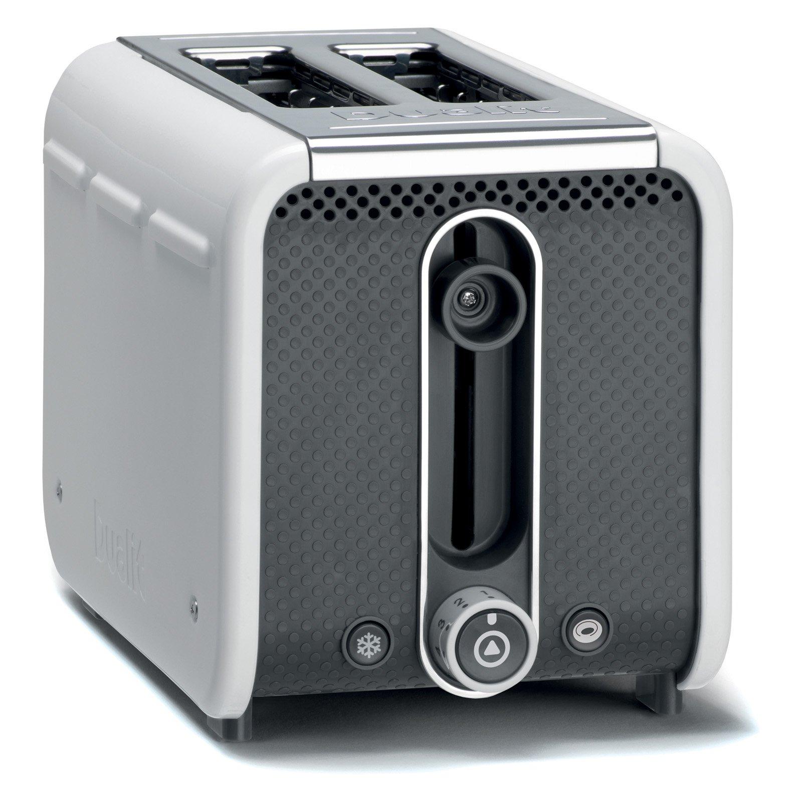 Dualit 26432 2 Slice Toaster - White/gray