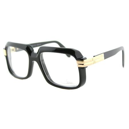 Cazal Cazal607 001 Unisex Square Eyeglasses (607 Glasses)
