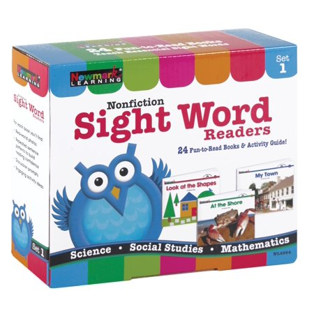 Early Reader Boxed Sets: Nonfiction Sight Word Readers Single Copy Set 1 (Other)