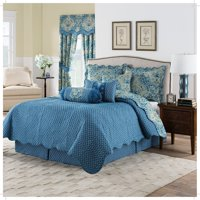 Waverly Moonlit Shadows 4-Piece Reversible Quilt Collection