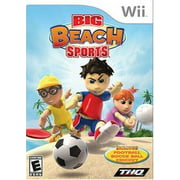 Big Beach Sports - Nintendo Wii (Refurbished)