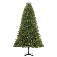 Product Image Holiday Time 7 5ft Pre Lit Whitefield Fir Artificial Christmas Tree With 480 Led Color