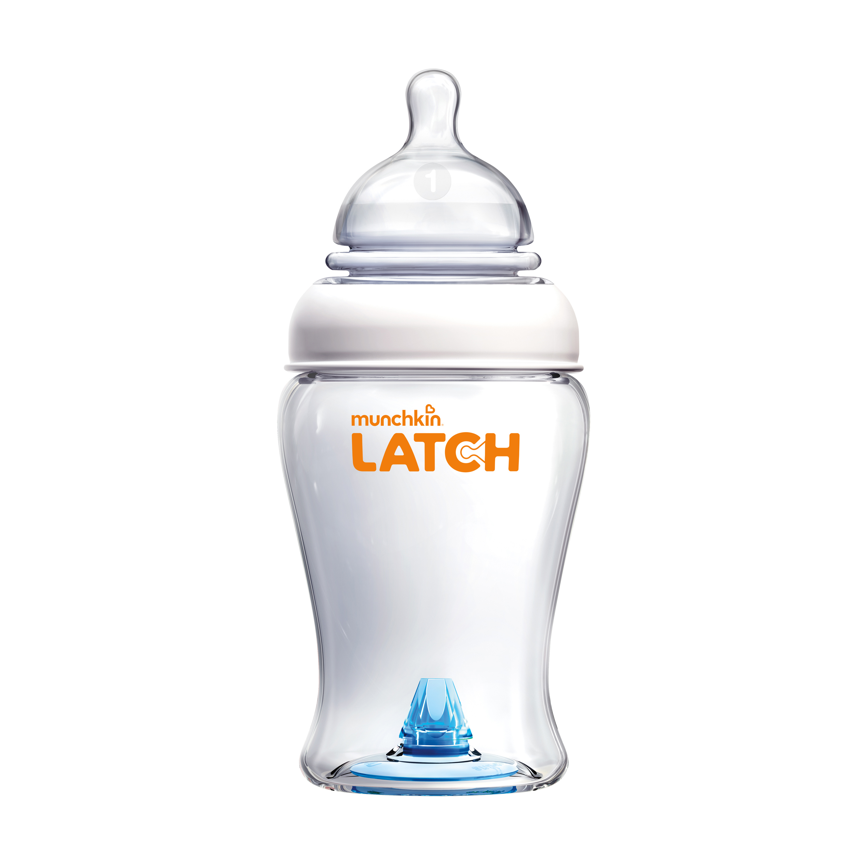 Munchkin Latch Stage 1 0m+ Bottle, 1.0 CT