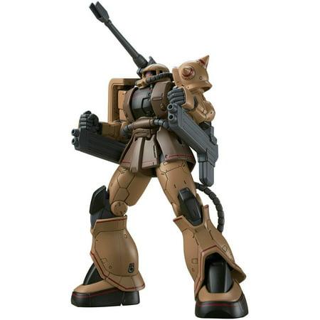 Gundam High Grade Zaku Half Cannon Model Kit