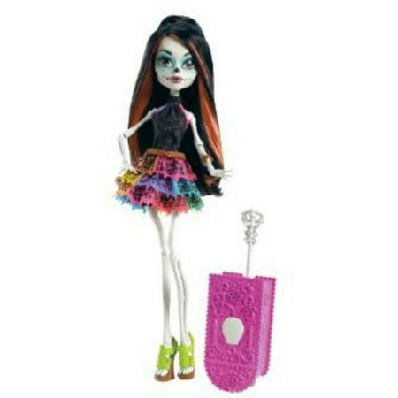 Monster High Skelita Calaveras Dress Up (Monster High Scaris Skelita Calaveras)