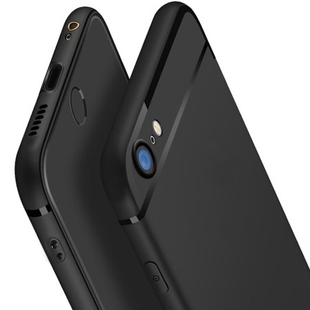 - iPhone 6 Case, iPhone 6S Case, [Ultra-Thin] & [Soft touch] Premium Matte TPU Protect Cover for iPhone 6/6s 4.7 inch (Black)
