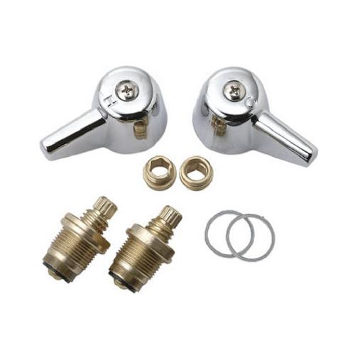 Central Brass Lavatory Plumb Kit