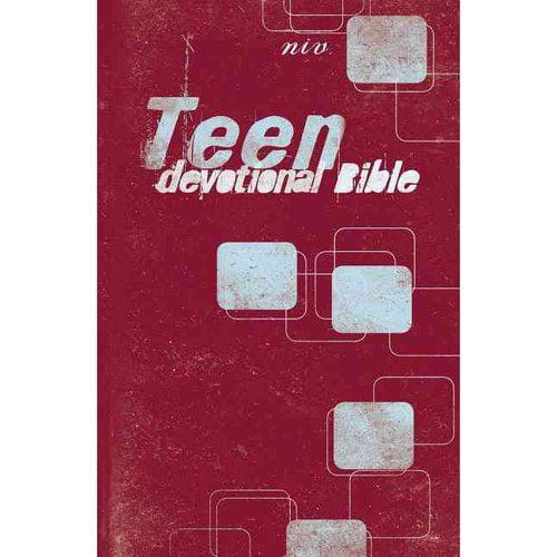 Teen Devotional Bible: New International Version