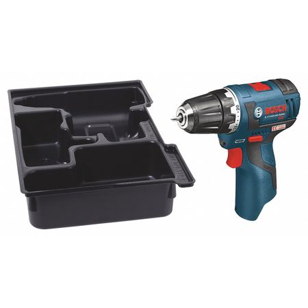BOSCH PS32BN Cordless Drill\/Driver, Bare, 12.0V, 3\/8in.