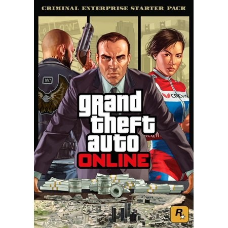 Grand Theft Auto V: Criminal Enterprise Starter Pack [Digital Download]