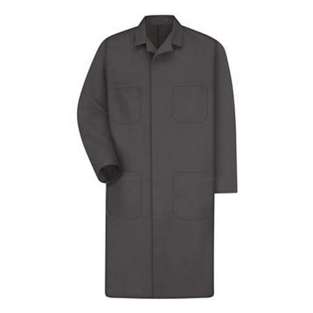 Red Kap Shop Coat KT30 Charcoal 44