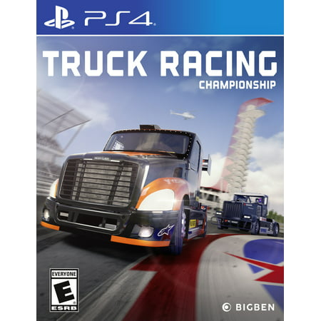 Truck Racing: Championship, Maximum Games, PlayStation 4, (Best Truck Racing Games)