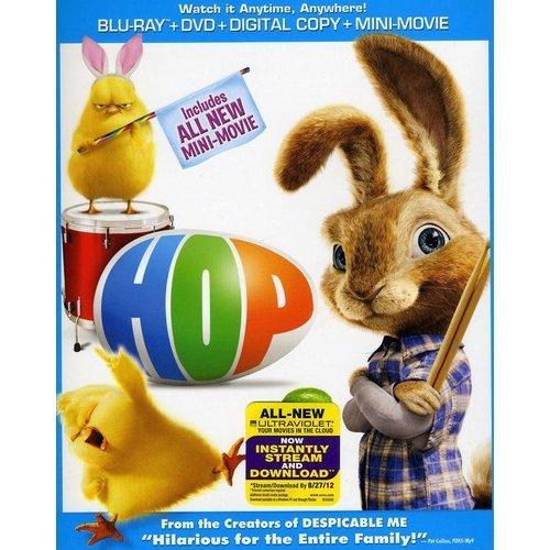Hop (Blu-ray + DVD) (With INSTAWATCH) (Widescreen)