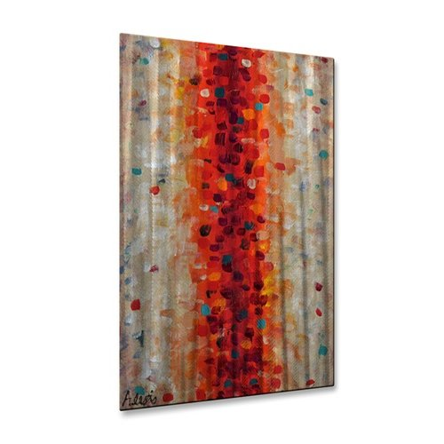 All My Walls 'Joy in Light II' by Alexis Painting Print Plaque