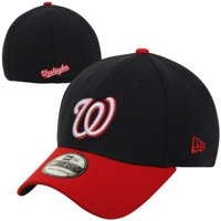 Washington Nationals New Era MLB Team Classic Alternate 39THIRTY Flex Hat - Navy
