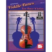 Fiddle Tunes for Two Violas - eBook
