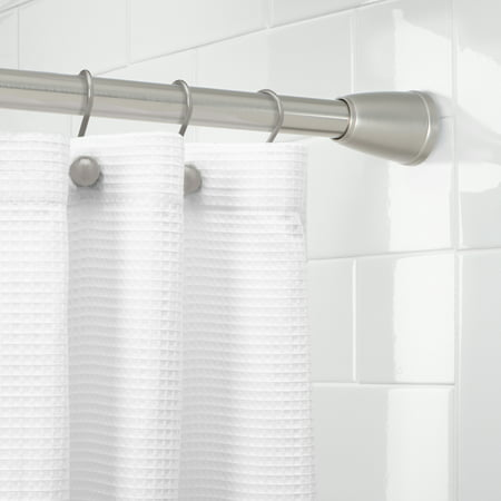 Better Homes And Gardens Tapered Ez Up Shower Curtain Tension Rod