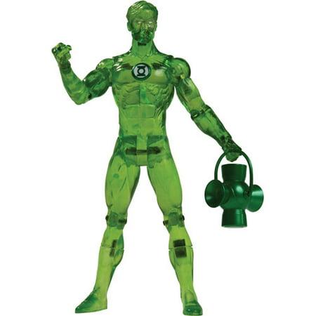 Green Lantern Series 4 Power Glow Hal Jordan Action Figure
